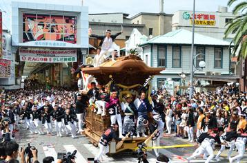 kishiwada-danjiri